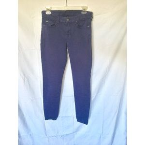 Purple 7 for all mankind Jeans